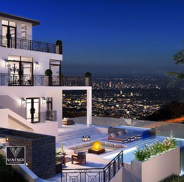beautiful home with breathtaking views...some place warm year round