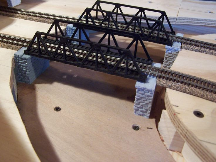 Free Model Railroad Bridge Plans | Model Railroad