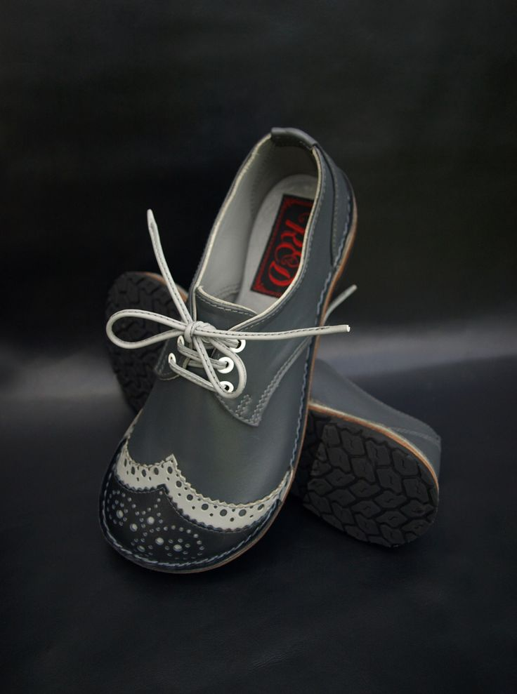 If only I were rich enough to have these in all the different gorgeous colours .... Ruth Emily Davey - BROGUES