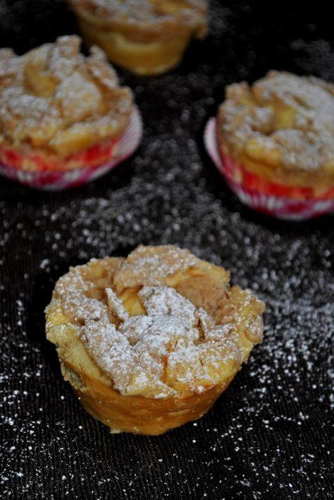 Die besten 25+ Apfel streusel muffins Ideen auf Pinterest - chefkoch käsekuchen muffins