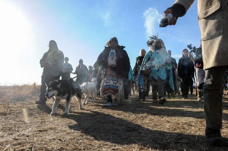New Hampshire activist ventures out to North Dakota pipeline protest | New Hampshire