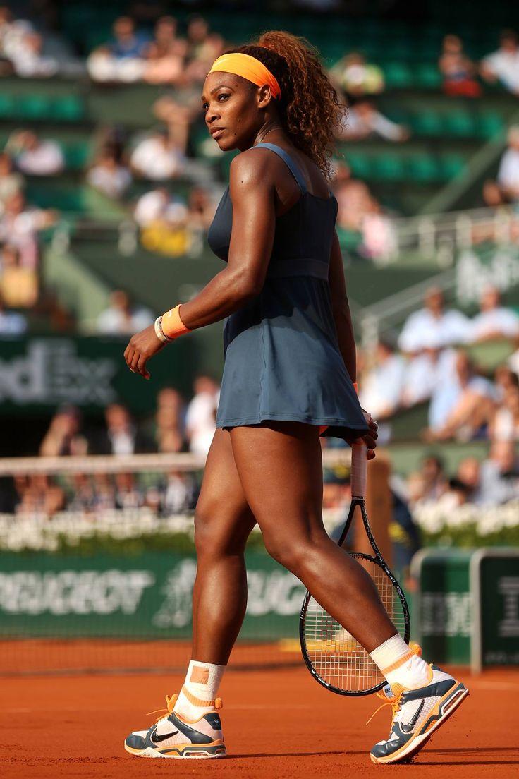 Serena William - French Open 2013