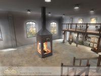 wizualizacja -widok sali głównej 2