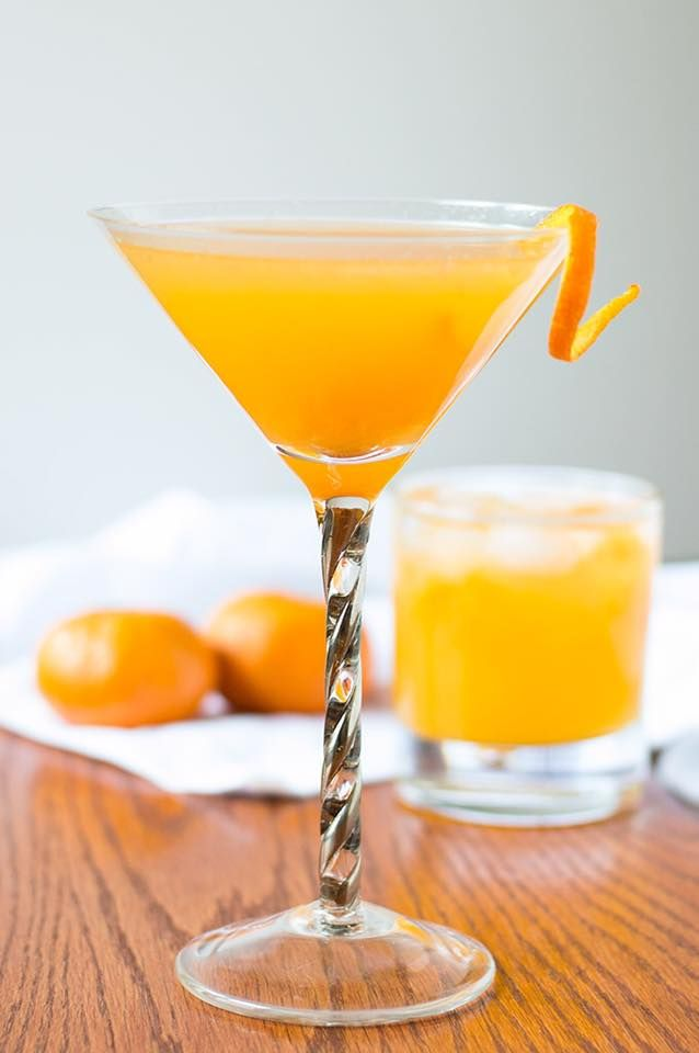 Mandarin Orange Smash 1 1/2 oz Mandarin Vodka .5 oz Canton Ginger Liqueur Splash of Fresh Orange Juice Splash of Club Soda Mandarin Slices Muddle slices in a shaker. Add ice and the rest of the ingredients except Soda. Shake a few times and strain into a chilled glass. Top with Soda..