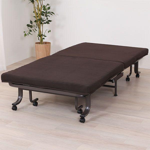 折りたたみベッド(ダブルメッシュ2) | ニトリ公式通販 家具 ...