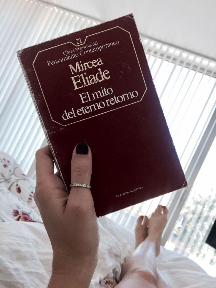 Mircea Eliade. El mito del eterno retorno.