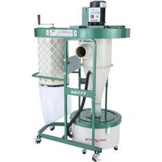 Ultra-Quiet Cyclone Dust Collector | Grizzly Industrial