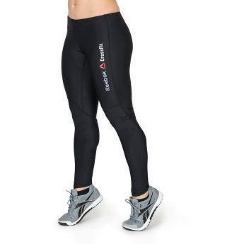 Reebok CrossFit Women's Compression Tights  | Crossfit Apparel for Women. Look great and Feel Good while Crossfitting. A Wide Range of Crossfit Tank Tops| Singlets| Shorts| Sports Bra @ www.FitnessGirlApparel.com