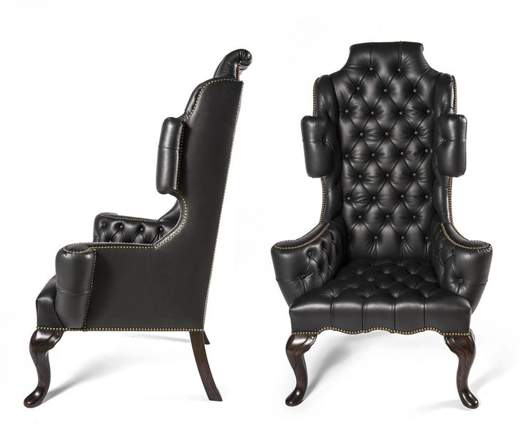 King Chair Creepy Dark Gothic Furnishings Pinterest