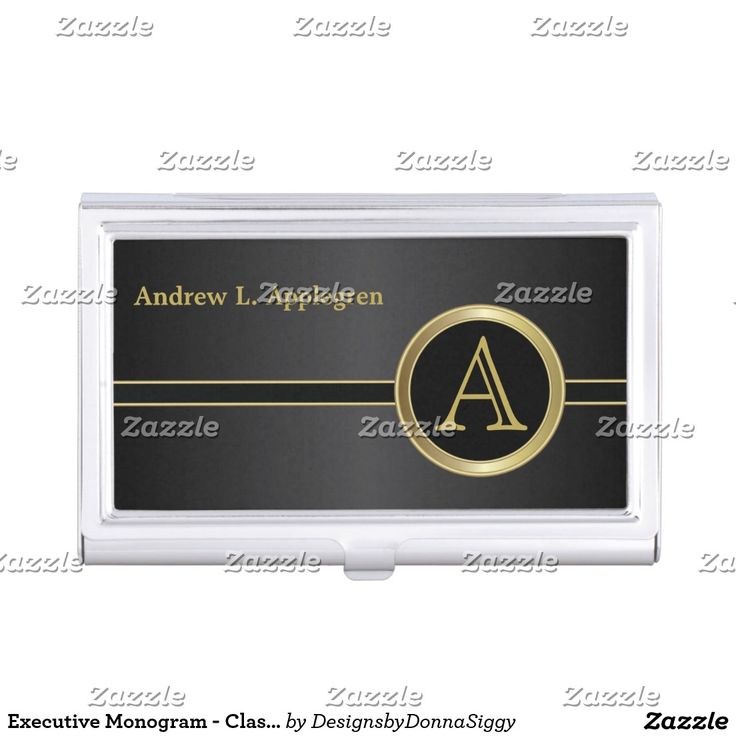 192 best Business Card Holders & Cases images on Pinterest ...