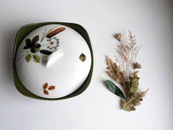 Vegetable bowl Midwinter Stylecraft by TheHaystackNeedle1 on Etsy $42.00 & 44 best Haystack dinnerware images on Pinterest | Modern dinnerware ...