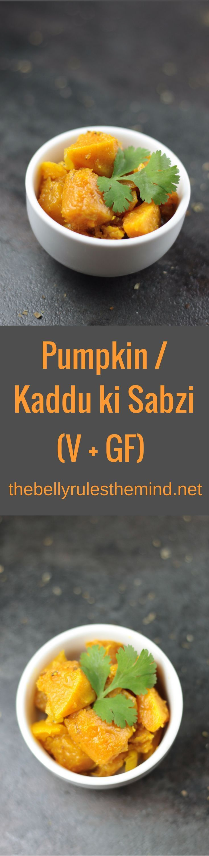 Indian style Pumpkin / Kaddu recipe bursting of sweet & tangy flavors. Mildly hot and easy to prepare, this is sure to leave you lip…