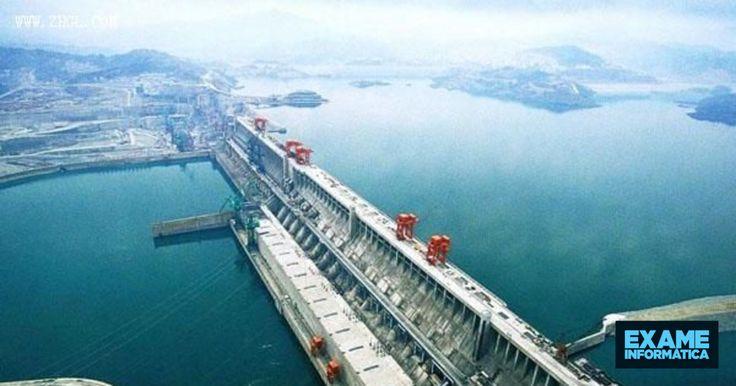 Os cientistas já desconfiavam há algum tempo de que quando se enche a barragem de Three Gorges, na China, a rotação da Terra é afetada.