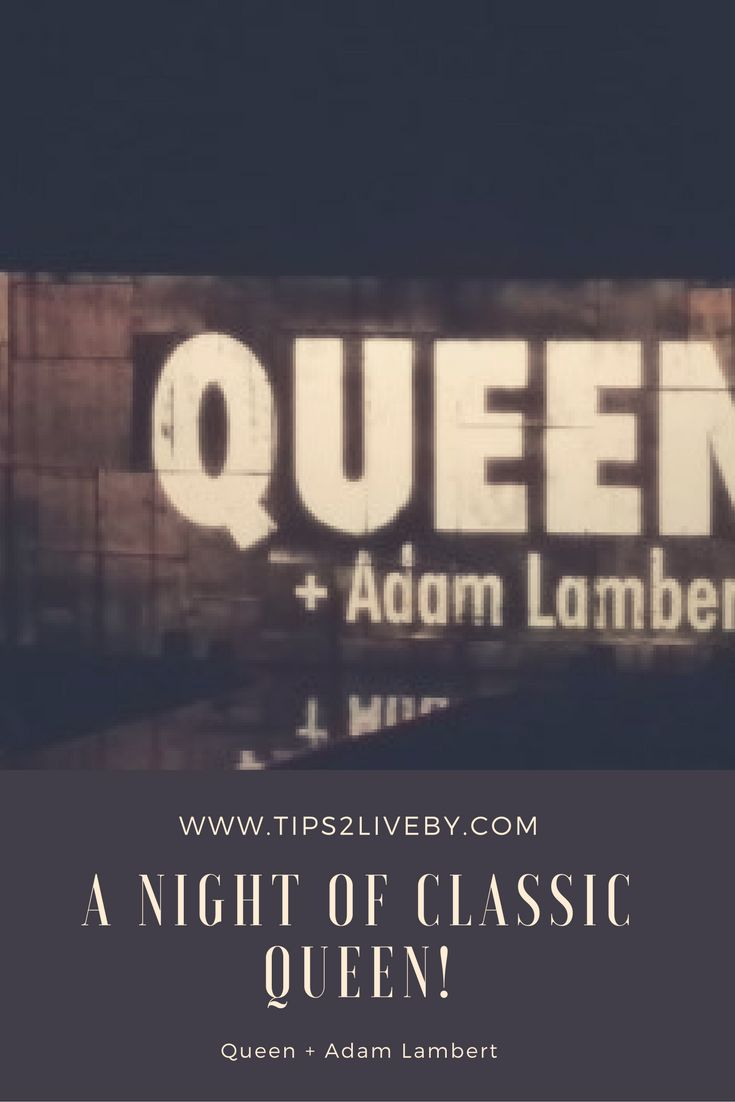 Check out my review of Queen + Adam Lambert at the Wells Fargo Center in Philadelphia!