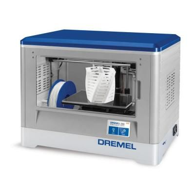 Rapidly prototype anything you or your family can think of with this amazing new 3D printing technology from Dremel.