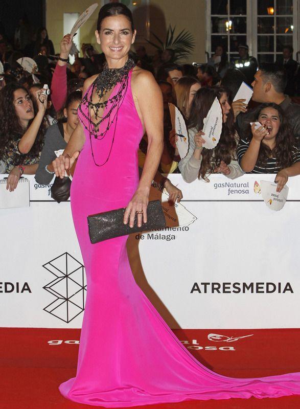 La alfombra roja del Festival de Málaga 2014 - ELLE.ES