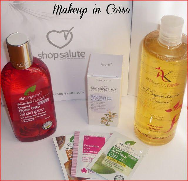 Makeup in Corso: La Blogger's Mistery Box di Shop Salute