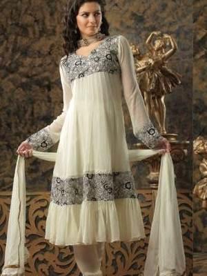 Online Shopping Salwar Kameez Store for the most latest collection of beautiful Indian designer salwar kameez, party wear & casual, anarkali and bridal wear salwar kameez and many more.