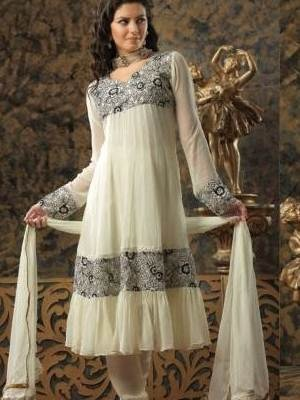 Online Shopping Salwar Kameez Store for the most latest collection of beautiful Indian designer salwar kameez, party wear & casual, anarkali and bridal wear salwar kameez and many more.