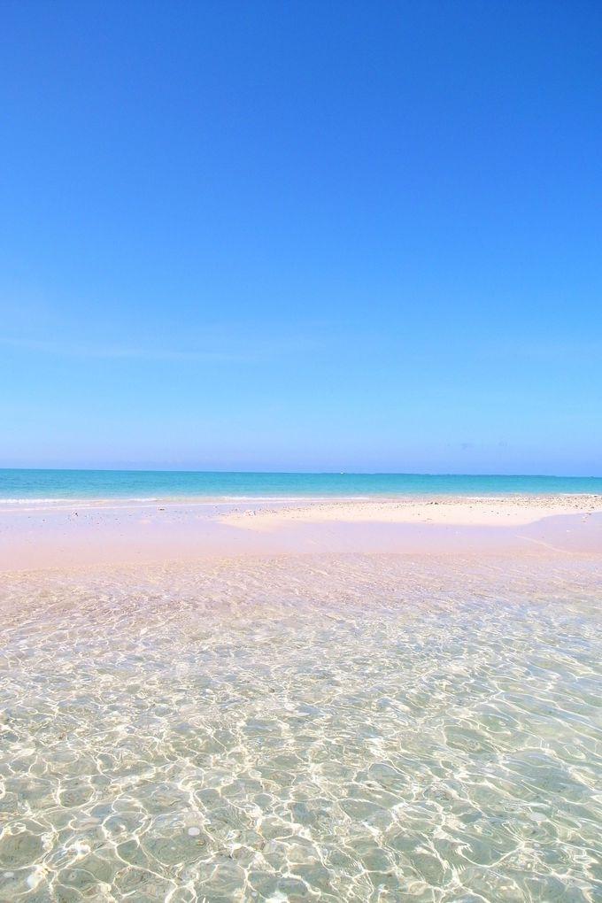 Hamashima island, Okinawa, Japan.