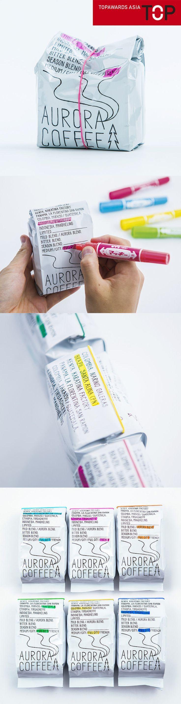 AURORA COFFEE — Topawards Asia