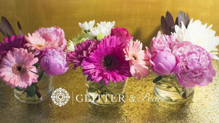 "Tucson, AZ Florist: Weddings & Regular Flower Subscriptions   Bright fuchsia flowers include gerbera daisy, spider mums, and peonies are the ""sweet"" arrangements that can be set up locally to deliver to your loved one.  4 month flower subscription in Tucson, AZ.   Wedding flowers, romantic flowers, surprise flowers.  Tucson flowers."