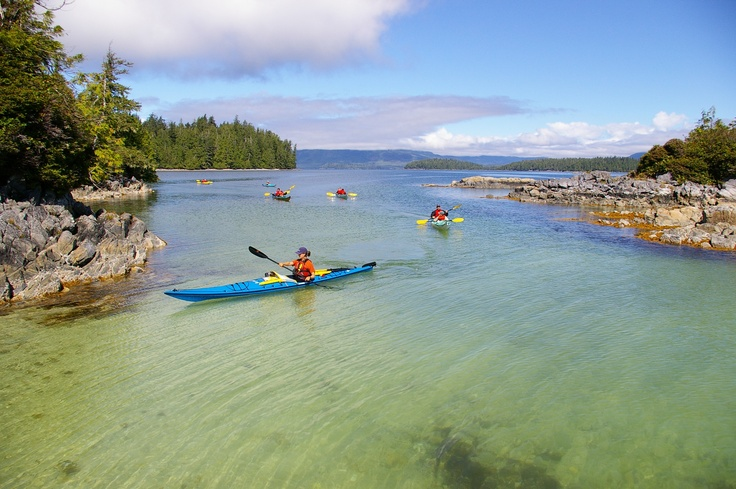 Getting some exercise while enjoying the amazing scenery and wildlife of Tofino.  Visit our friends at Paddle West.  Call our concierges for more information 1-800-333-4604.
