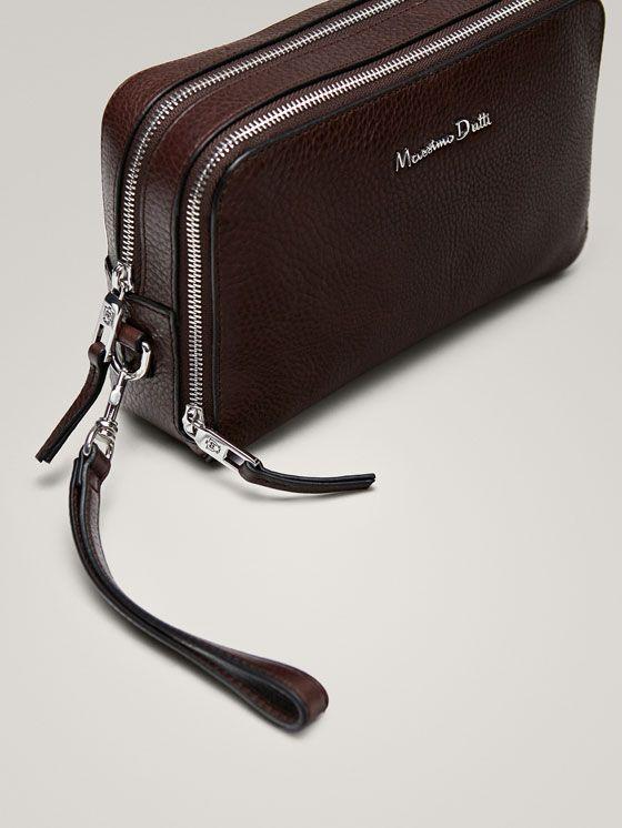 155fbd867 Los complementos de hombre AW 17 de Massimo Dutti, imprescindibles en su  vestidor: bandoleras, relojes, gemelos, corbatas, pulseras, pajaritas y  bufandas.