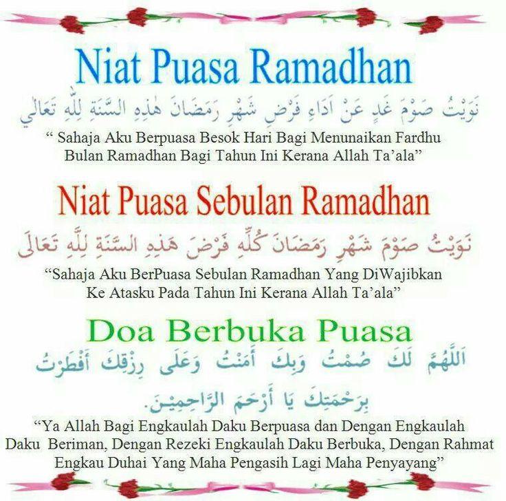 Salam Ramadhan Buat Semua