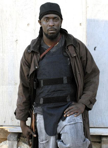 Omar Little ~ The Wire ~ Michael Kenneth Williams