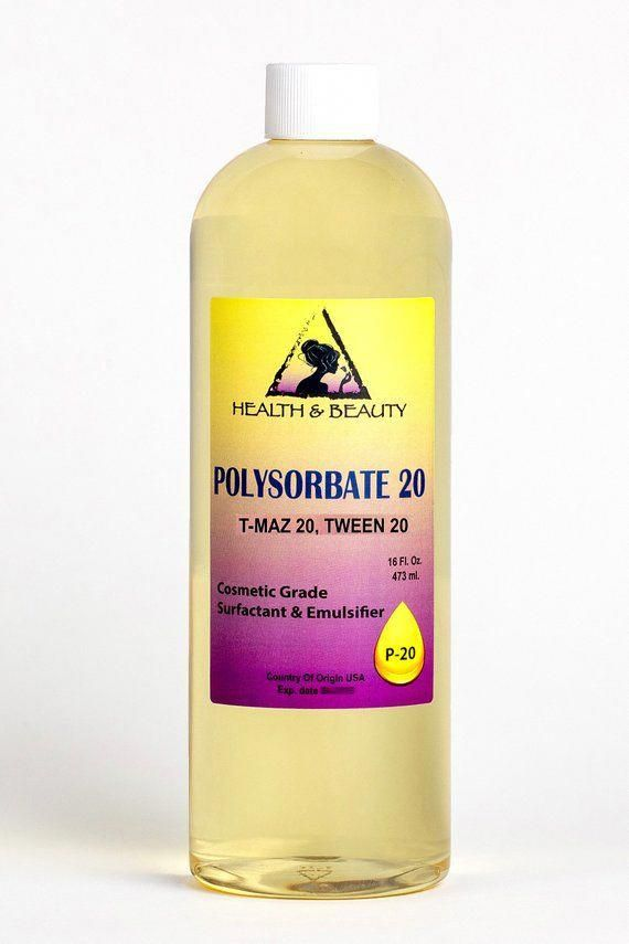 Briknowsbeautynyc On Twitter Polysorbate 20 Skin Care Aloe Leaf