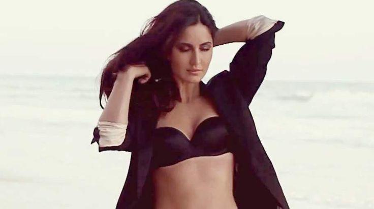 Katrina Kaif in bra look so comfortable