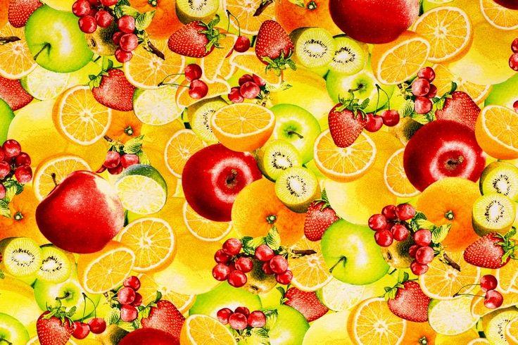 Vidal Tecidos | Produtos |  Multifrutas