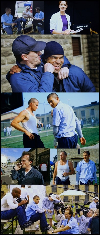 Prison Break: Behind the scenes