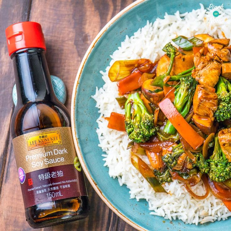 Syn Free Chinese Chicken and Broccoli   slimming world-3