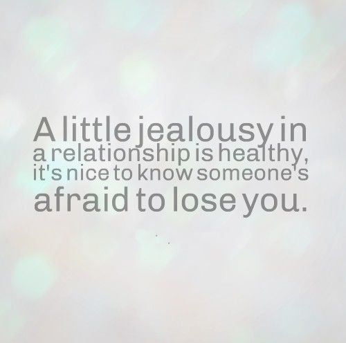 relationship problems trust and jealousy in relationships