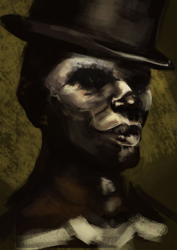 Baron Samedi by Gameguran on DeviantArt