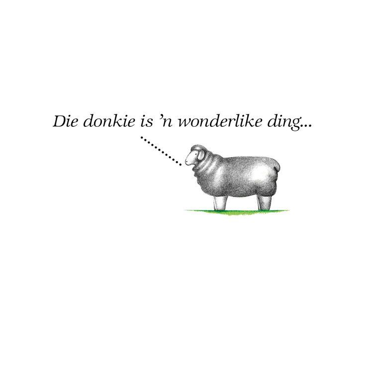 Oooo Die Donkie! Hierdie Afrikaanse treffer lê nog baie na aan ons hart!