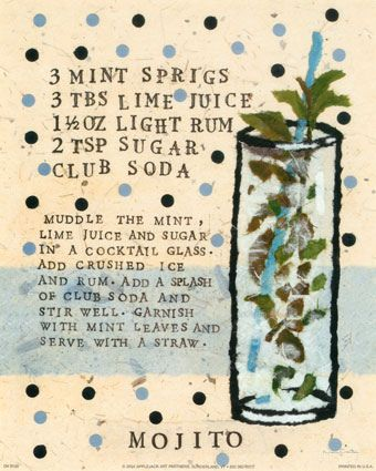 Mojito recipe - use real ingredients for visualization and decoration I wonder if Splenda can be used instead of the sugar.
