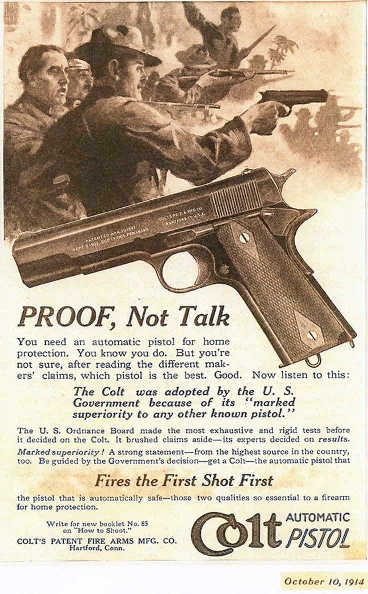 The 1911: America's Greatest Pistol