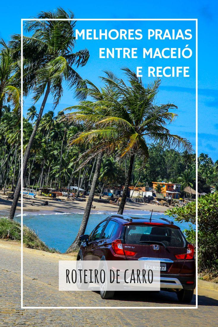 Confira um roteiro de carro completo entre Maceió e Recife com as melhores praias de Alagoas e Pernambuco. Entre elas: São Miguel dos Milagres, Maragogi, Carneiros e Porto de Galinhas!