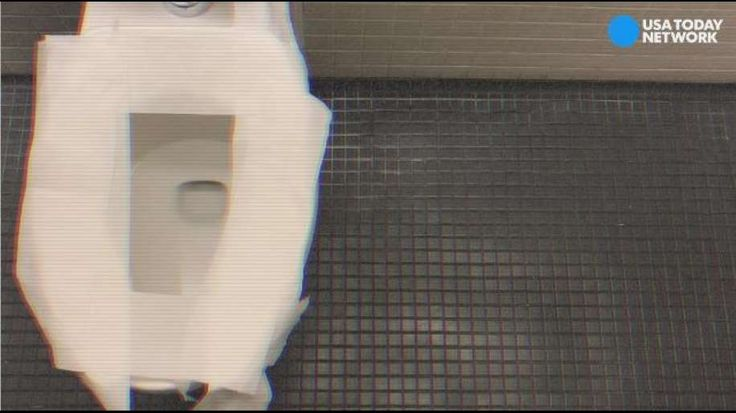 Ew! Research finds toilet seat covers do not stop germs