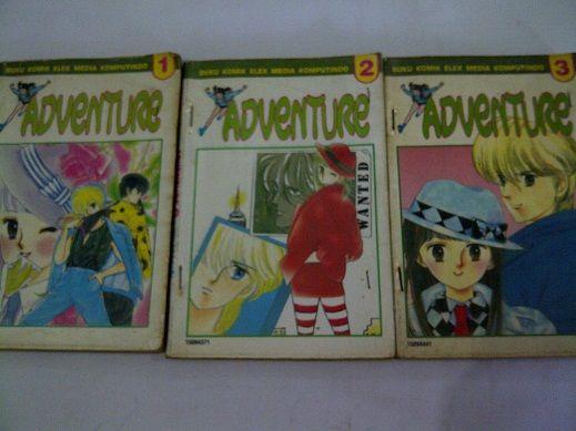 Adventure by Yu Asagiri