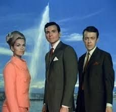 The Champions. TV show from 1968. Especially liked the opening title sequence .