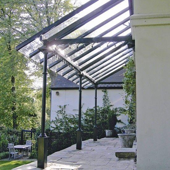 Planning permission for a veranda