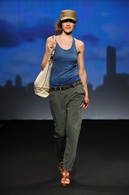 #Diesel SS12.  DRESS: T-IDY   PANTS: P-JASPER-A  CAP: CAN  BELT: 2-BRIV