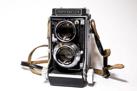 Mamiyaflex C Medium Format TLR Film Camera por CameraCollection