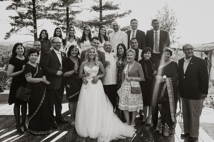 posed family photos at wedding; VENUE Le Belvedere, Wakefield QC; PHOTOGRAPHY Joel + Justyna Bedford;