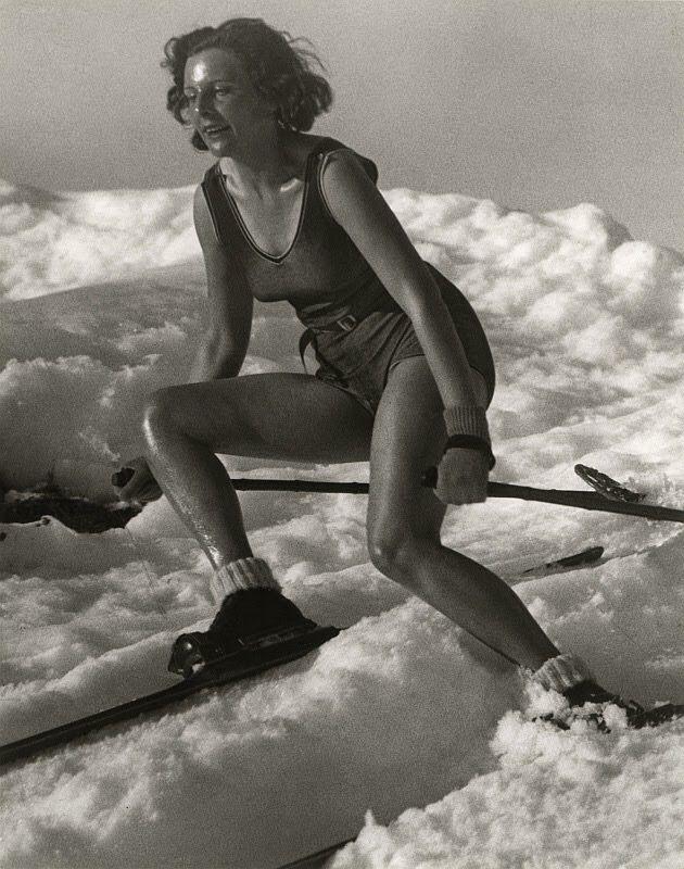 Martin Munkacsi, Leni Riefenstahl, 1931