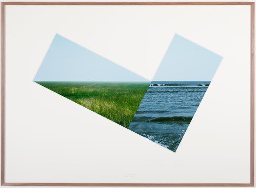 Jan Dibbets - Land-Sea AB3 - 2007